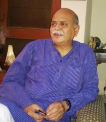 Picture of Saleem Kidwai